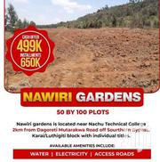 Welcome To Nawiri Gardens Which Are 50 By 100 Plots For Sale. | Land & Plots For Sale for sale in Kiambu, Nachu