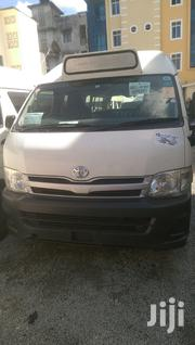 Toyota HiAce 2012 White | Buses for sale in Mombasa, Tudor