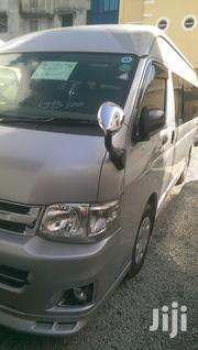 Toyota HiAce 2012 Silver | Buses for sale in Mombasa, Tudor