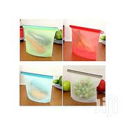 Reusable Silicone Food Storage Fridge Bag | Kitchen Appliances for sale in Nairobi, Nairobi Central