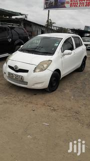 Toyota Vitz 2008 White | Cars for sale in Kajiado, Kitengela