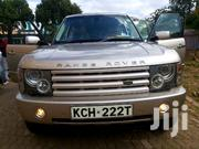 Land Rover Range Rover Vogue 2003 Gold | Cars for sale in Nairobi, Kilimani
