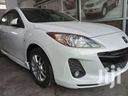 Mazda Axela 2013 White | Cars for sale in Mombasa, Majengo