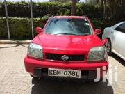 Nissan X-Trail 2003 Automatic Red | Cars for sale in Nairobi, Kasarani