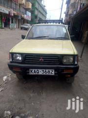 Mitsubishi L200 2004 Yellow | Cars for sale in Machakos, Syokimau/Mulolongo