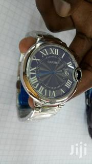 Gents Silver Cartier Watch | Watches for sale in Nairobi, Nairobi Central