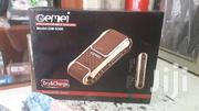 Rechargeable Gemei Hair Shaver & Smoother | Tools & Accessories for sale in Nairobi, Nairobi Central