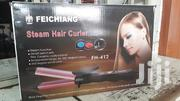 2 in 1 Steam Hair Curler Flat Iron   Tools & Accessories for sale in Nairobi, Nairobi Central