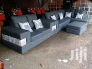 Grab This Quality L-seat And A 2 Seater | Furniture for sale in Kiambu, Hospital (Thika)