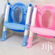 Kids Toilet Trainer Seat With Ladder | Babies & Kids Accessories for sale in Nairobi, Nairobi Central