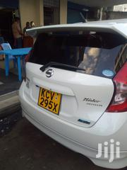 Nissan Note 2012 1.4 White | Cars for sale in Nairobi, Kitisuru