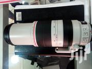 Canon 100-400mm Series Two White Lens. | Accessories & Supplies for Electronics for sale in Nairobi, Nairobi Central