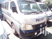 Nissan Caravan 2004 Silver | Buses for sale in Nakuru, Nakuru East