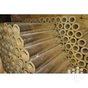 5 Inches Preformed Rockwool Lagging Pipe"