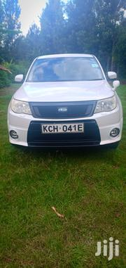 Subaru Forester 2008 2.0 X Trend White | Cars for sale in Nairobi, Embakasi