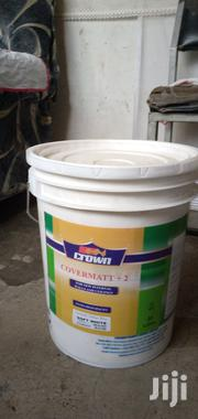 Crown Paint 20 Litres Soft White Coverage +2 | Building Materials for sale in Nakuru, Nakuru East