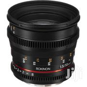 Rokinon 50mm 1.5f Full Frame Lens For Canon   Accessories & Supplies for Electronics for sale in Nairobi, Nairobi Central