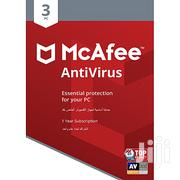 McAfee Antivirus 3 Pcs | Computer Accessories  for sale in Nairobi, Nairobi Central