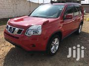 Nissan X-Trail 2012 2.0 Petrol XE Red | Cars for sale in Nairobi, Ngando