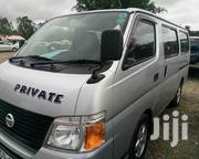 Nissan Caravan 2011 Gray | Buses for sale in Nairobi, Harambee