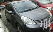 Nissan Note 2012 Gray | Cars for sale in Nairobi, Karura