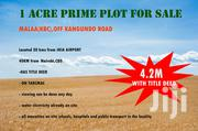 1 Acre Prime Plot for Sale | Land & Plots For Sale for sale in Machakos, Matungulu East
