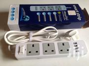 3 Way Outlet 4 USB Ports Extension Lead Power Strip Surge Pro EXTNSION | Home Appliances for sale in Nairobi, Kahawa West