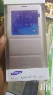 S View Flip Cover Folio Case - Samsung Galaxy Note 4 Case | Accessories for Mobile Phones & Tablets for sale in Nairobi, Nairobi Central