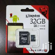 Kingston KINGSTON 32GB MICRO SD MEMORY CARD 80MB/S CLASS 10   Accessories for Mobile Phones & Tablets for sale in Nairobi, Nairobi Central