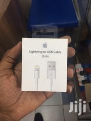 Apple Lightning Usb Cable   Accessories for Mobile Phones & Tablets for sale in Nairobi, Nairobi Central