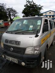 Nissan Caravan 2008 White | Buses for sale in Mombasa, Changamwe