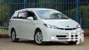 Toyota Wish 2012 White | Cars for sale in Nairobi, Parklands/Highridge
