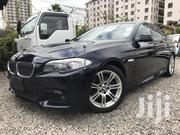 New BMW 523i 2012 Black | Cars for sale in Nairobi, Makina