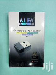 ALFA W102 Wifi Wireless USB Adaptor - 802.11n - 150 Mbps Dongle | Computer Accessories  for sale in Nairobi, Nairobi Central