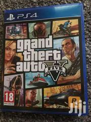Grand Theft Auto V Ps4 | Video Game Consoles for sale in Mombasa, Majengo