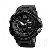 Skmei New Waterproof Digital Sports Watch 1343 - Black | Watches for sale in Nairobi, Nairobi Central
