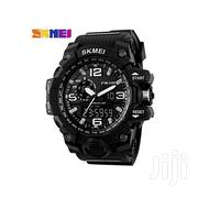 Skmei Waterproof Mens Sports Watch 1155 - Black | Watches for sale in Nairobi, Nairobi Central