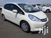 New Honda Fit 2012 White | Cars for sale in Mombasa, Mkomani