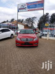 Mercedes-Benz C200 2010 Red | Cars for sale in Kiambu, Township E