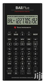 Texas Instruments BA II Plus Professional Financial Calculator. | Stationery for sale in Nairobi, Kileleshwa