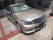 Mercedes-Benz C180 2012 Gold | Cars for sale in Mombasa, Shimanzi/Ganjoni
