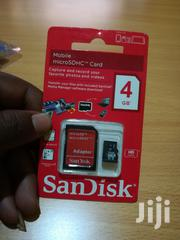 Sandisk Memory Cards 4GB | Accessories for Mobile Phones & Tablets for sale in Kisumu, Market Milimani