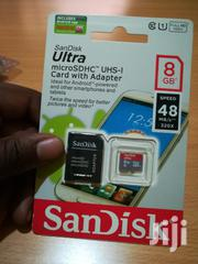 Sandisk Memory Cards 8GB | Accessories for Mobile Phones & Tablets for sale in Kisumu, Market Milimani
