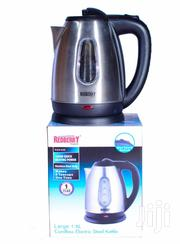 Stainless Steel Electric Cordless Jug Kettle, 1.8L, 1500w (RSK406)   Kitchen Appliances for sale in Nairobi, Nairobi Central
