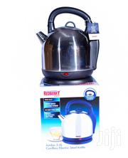 Stainless Steel Jumbo 3.6L Cordless Electric Kettle, 2000w   Kitchen Appliances for sale in Nairobi, Nairobi Central