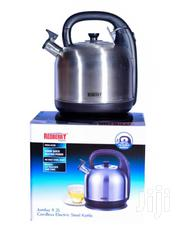 Stainless Steel Electric Cordless Jug Kettle, 4.2L, 2000w (RSK408)   Kitchen Appliances for sale in Nairobi, Nairobi Central