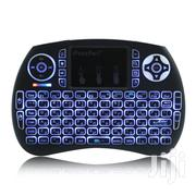 Rechargeable Backlit Wireless Keyboard With Touchpad   Musical Instruments for sale in Nairobi, Nairobi Central