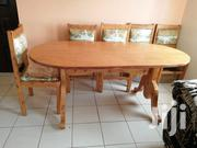 Wooden Dining Table Set - Retro Design   Furniture for sale in Nairobi, Nairobi South
