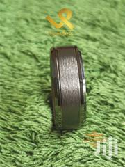 Brushed Groom Tungsten Carbide Wedding Ring Band | Jewelry for sale in Nairobi, Nairobi Central