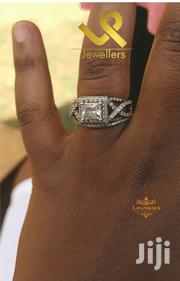Genuine Silver Ladies Double Ring Engagement And Wedding Ring | Jewelry for sale in Nairobi, Nairobi Central